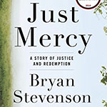 Image of the book cover for Just Mercy by Bryan Stevenson
